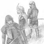 Seigneur et ses gardes du corps